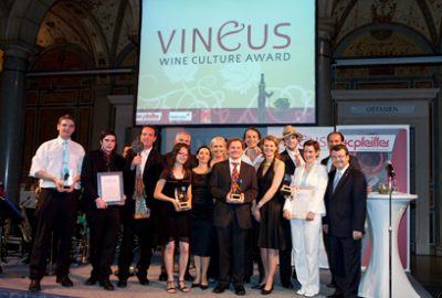 VINEUS WINE CULTURE AWARD 2010