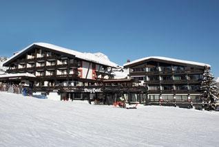 Burg Hotel <br/>Oberlech<br/>
