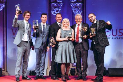 VINEUS WINE CULTURE AWARD 2017