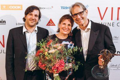 VINEUS Lebenswerk Gewinner 2018 – Willi Bründlmayer